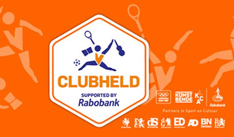 Clubheld genomineerd