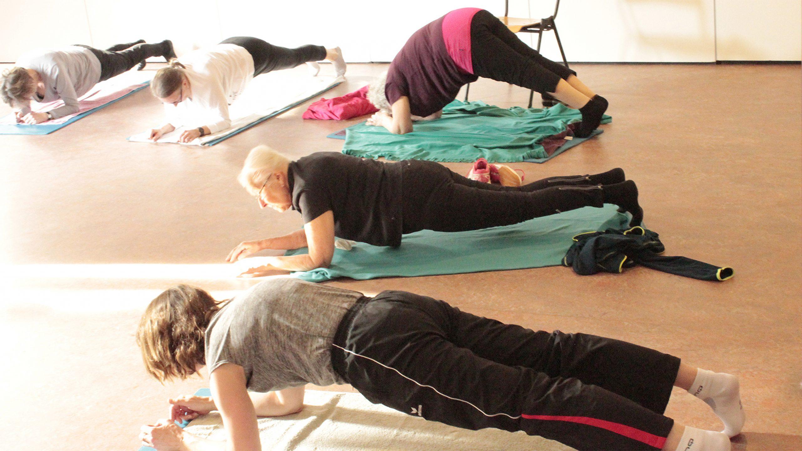 Gymsport Leiden Gymfit Aerobics